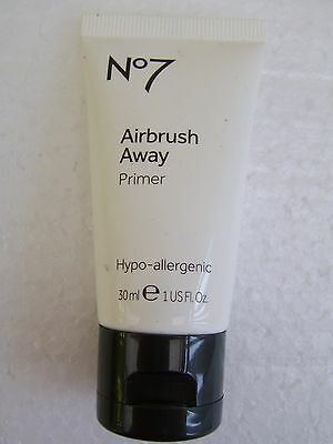 Boots No 7 Airbrush Away Primer 30ml SEALED