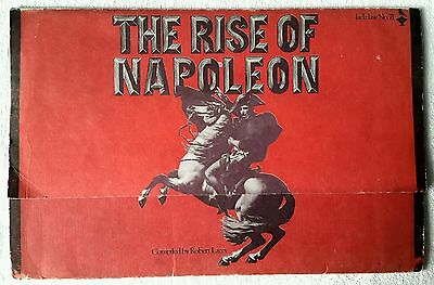The Rise Of Napoleon: Jackdaw 71 compiled by Robert Lacey