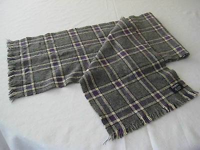 Drakes London 100% Cashmere Scarf