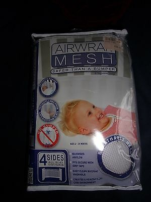 Airwrap mesh for 4 sides for all slat cots
