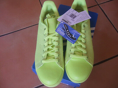 Baskets sneakers Adidas Stan Smith NEUVES hommes FR 45 1/3  UK 10 1/2   US 11