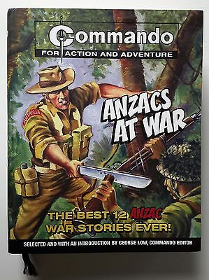 Commando: Anzacs at War by George Low