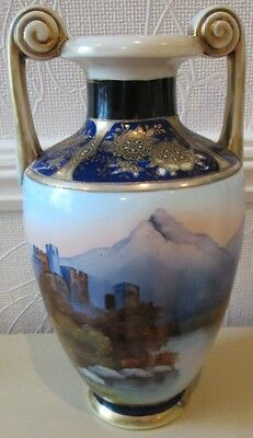 Early 20th Century Noritake Urn / Vase