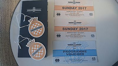 Goodwood  festival of speed 2017 Sunday x2 with grandstand passes
