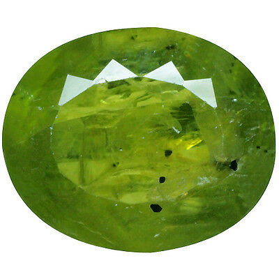 20.99 Ct Dazzling Oval Cut 18 x 15 mm 100% Natural Green Peridot
