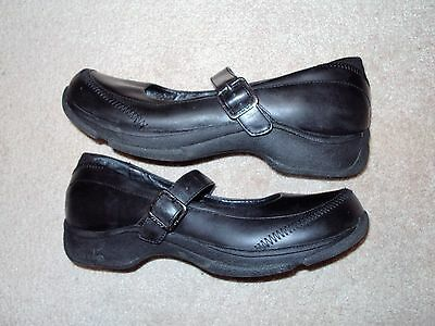 Women's Dansko Buckle Up Mary Jane Shoes Size 41 In Used Condition