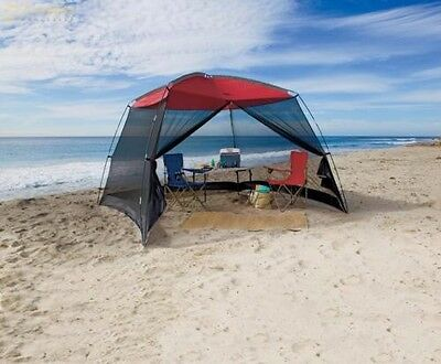 Screen House 10 ft. Northwest Territory Gazebo Camping With Carry Bag