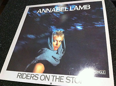 Annabel Lamb Riders On The Storm Spain 12""