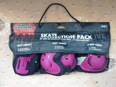 Protective knee & elbow pads, size small