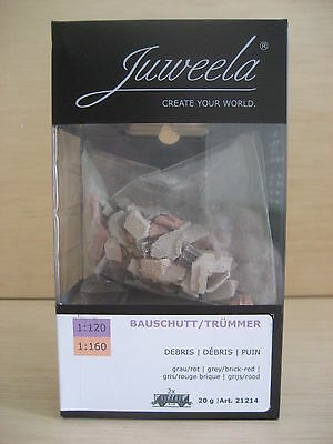 Juweela - ref.21214 - Fragmentos de derribo color gris