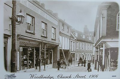 Church Street Woodbridge Suffolk Early Friths Collection Pc2