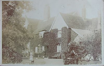 Red House Witnesham Near Ipswich Suffolk 1906 Rp Pc