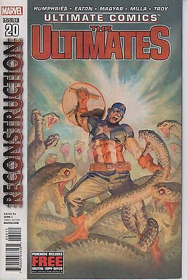 Ultimate Comics The Ultimates 20 - 2013 - Near Mint