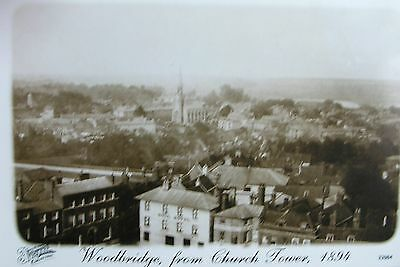 Woodbridge From The Church Tower Suffolk Early Friths Collection Pc