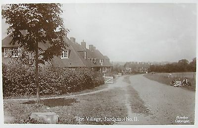 The Village Jordans Buckinghamshire Early Rp Pc