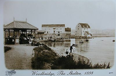 The Shelter Woodbridge Suffolk Early Friths Collection Pc
