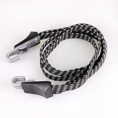 Motorcycle Bike Bicycle Multifunction Fixed Strap Rubber Elastic Rope band 1.5m