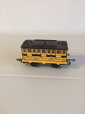 Triang Railways Stephensons Rocket Carriage Liverrpool Manchester R621