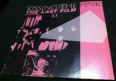 Kissing The Pink - The Last Film UK 12""