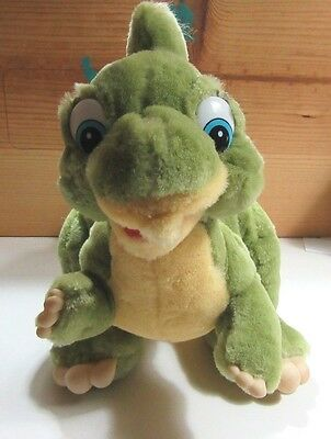 """JC Penney's The Land Before Time 10.5"""" Plush Ducky 1988"""