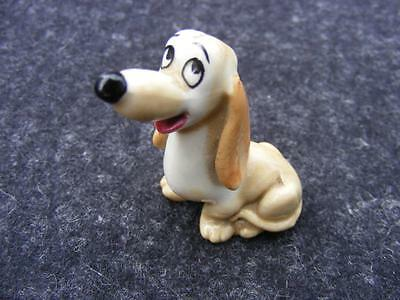 Wade Lady and the Tramp dog figurine Disney Hatbox series 1956 - 1965