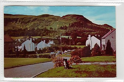 DUNMORE HILL, FINTRY: Stirlingshire postcard (C29098)