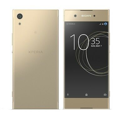 Sony Xperia XA1 in Gold - Handy DUMMY Attrappe (Ohne Funktionen!)