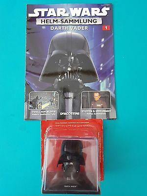 Star Wars   Helm-Sammlung   Nr.1   Darth Vader   OVP