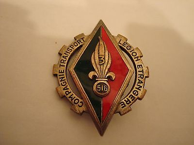 French Foreign  Legion Badge