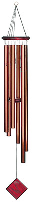 Woodstock Chimes Encore Collection Bronze Chimes of Neptune Windchime