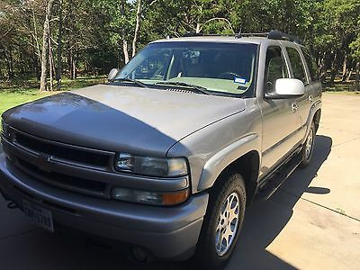 2005 Chevrolet Tahoe Z71 2005 Chevrolet Tahoe Z71 2 Wheel Drive- New All Terrain Tires