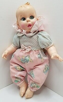 "Vintage Gerber Baby 12"" Doll Original clothes"