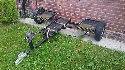 Car Recovery Towing Frame Dolly