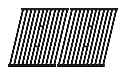 Music City Metals 64362 Matte Cast Iron Cooking Grid Replacement for Select Gas