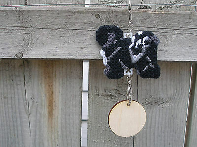 Tibetan Terrier #2 dog crate tag or hang anywhere pet art decoration ornament