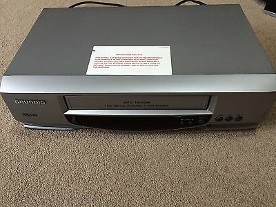 Grundig GV9110 VHS VCR Video Cassette Recorder Without Remote