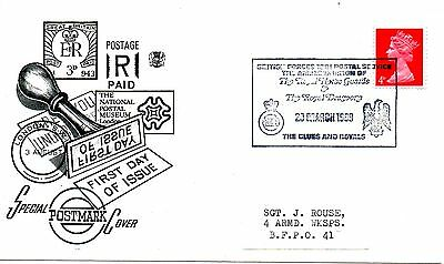 Gb 1969 - Rare - Fdc -  Special Postmark Cover