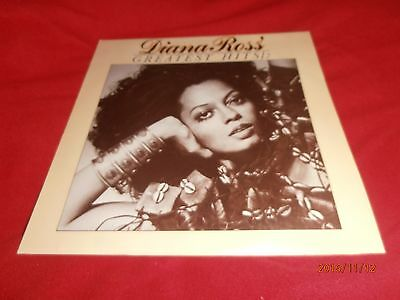"Diana Ross - Greatest Hits 2 12"" LP EX condition 33rpm"