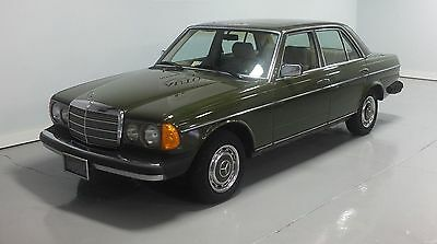 1980 Mercedes-Benz 200-Series 240D Mercedes Benz 240D