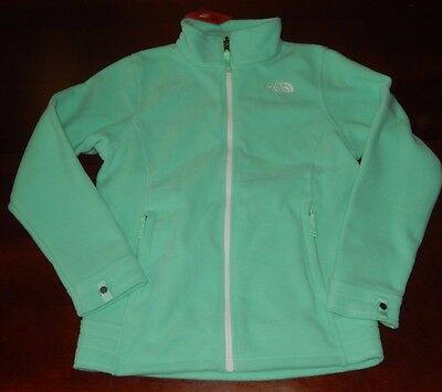 Girls The North Face fleece Jacket Coat Size Large L 14 / 16 NEW NWT