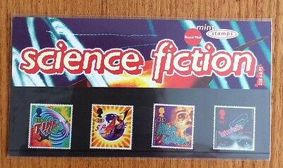 Royal Mail Presentation Pack : Science Fiction