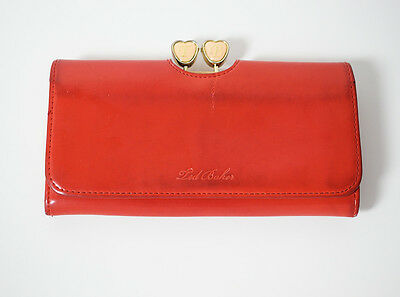 Ted Baker Women's Wallet Purse Red Pink