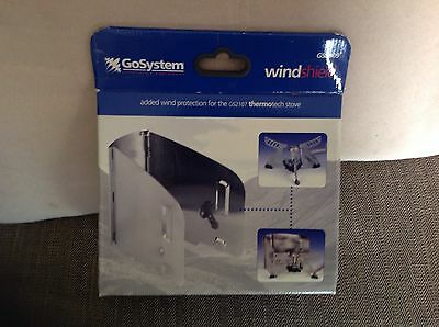 Gosystem Windshield Gss009 For Gs2107 Thermotech Stove