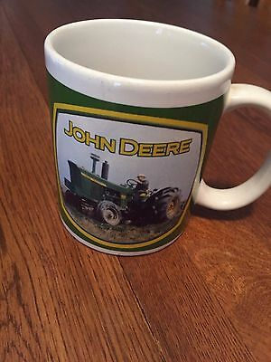 John Deere Coffee Mug Produced by Houston Harvest Gifts - Collectable Mug Unique