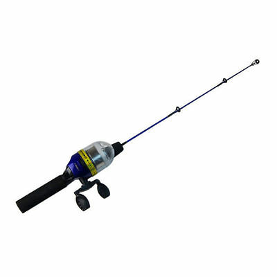 "Master Ultra Light Mini Fishing Rod & Reel Combo - 24"" (Blue)"