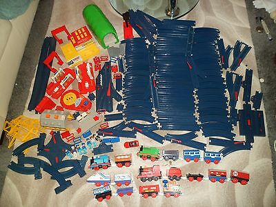 TOMY thomas and friends Tomica Train set Huge Bundle Trackmaster school 2