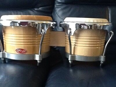 Stagg Bw-300 Latin Deluxe Wood Bongos