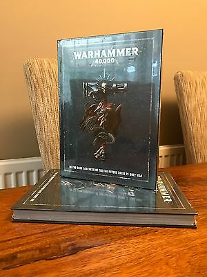Warhammer 40k 8th Edition Rule Book - NEW SEALED