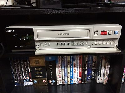 Sony Time Lapse Video Cassette Recorder
