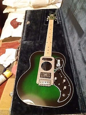 Burns Steer electric Guitar, Just especially  different.